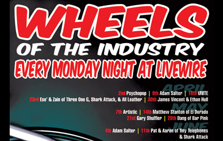 Wheels of the Industry