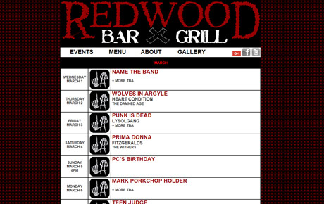 The Redwood Bar & Grill